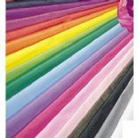 Acid Free Tissue Paper-MIXED COLOURS